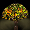 ipad art Tiffany Lamp