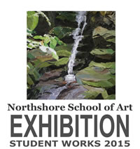 northshore school of art exhibbition student works 2015