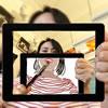Ako Lamble iPad Art Northshore School of Art